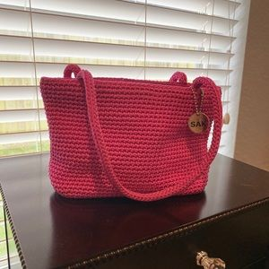 Adorable small pink purse by The Sak